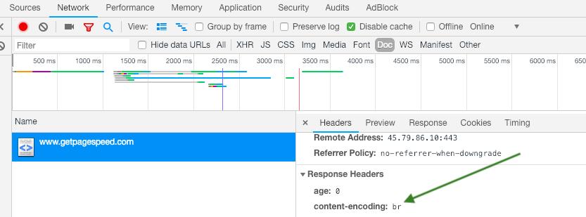 Install NGINX with Brotli module in CentOS / RHEL 7